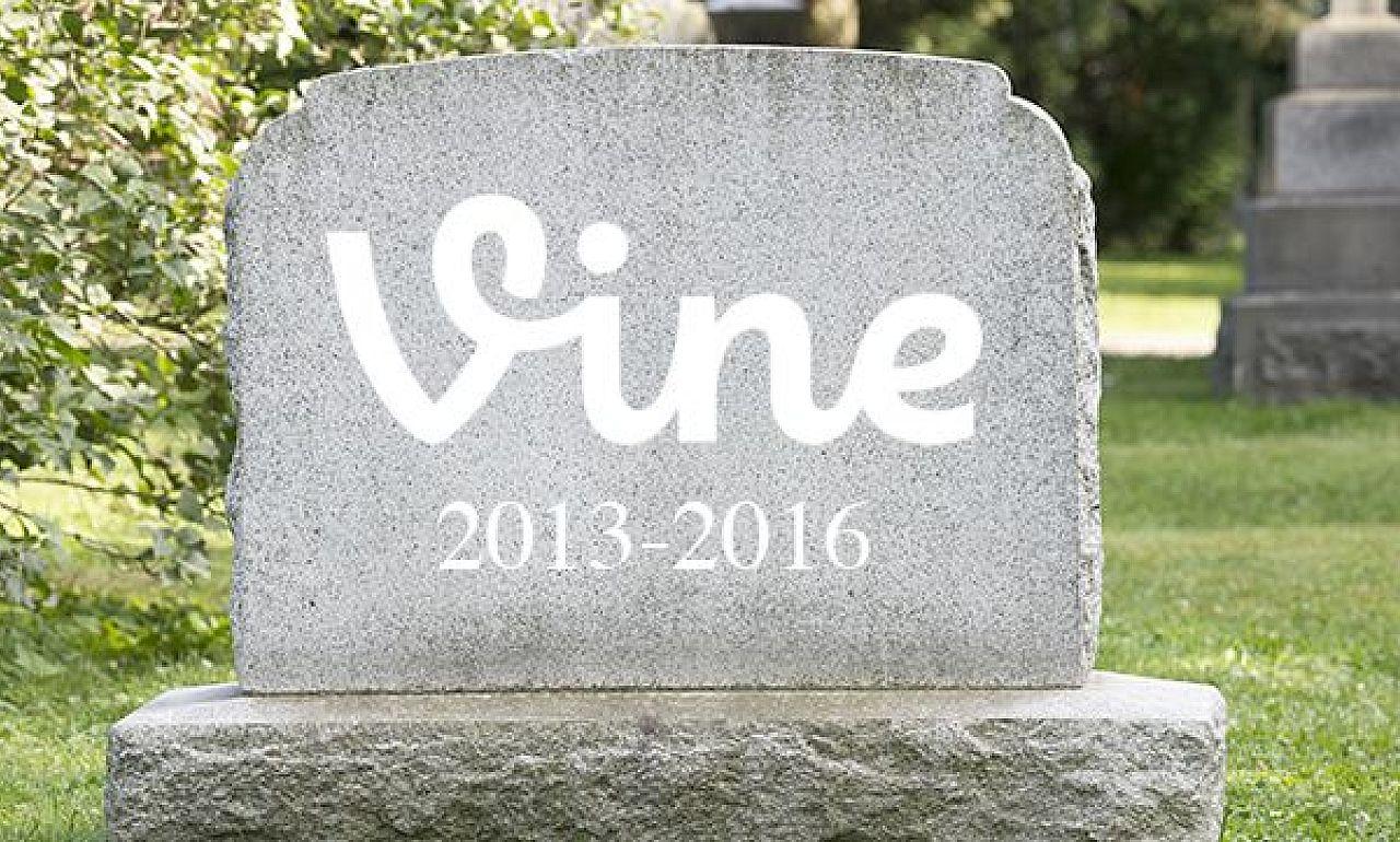 Vine RIP