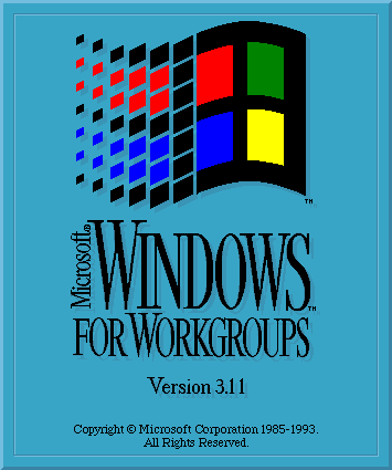 Windows 3.11 Rus + бонус Windows 1 - 3.1