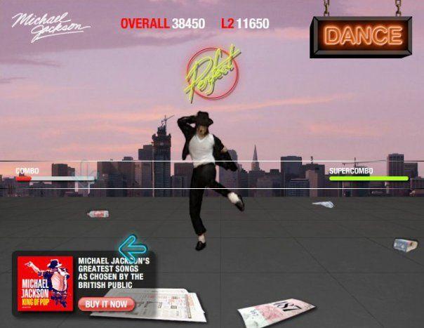 michael jackson games online