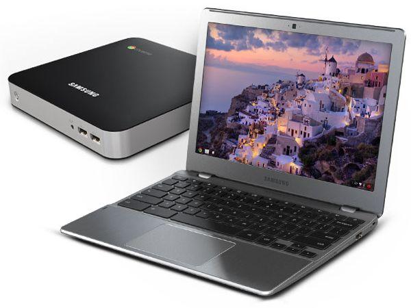 A Samsung új Chromebook és Chromebox termékei már a webezésnél és levelezésnél komolyabb feladatokhoz is megfelelőek lehetnek
