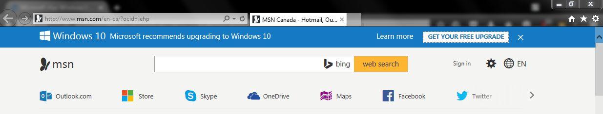 A Microsoft már böngészés közben is az áttérése kapacitálja a felhasználókat 18121c3a53