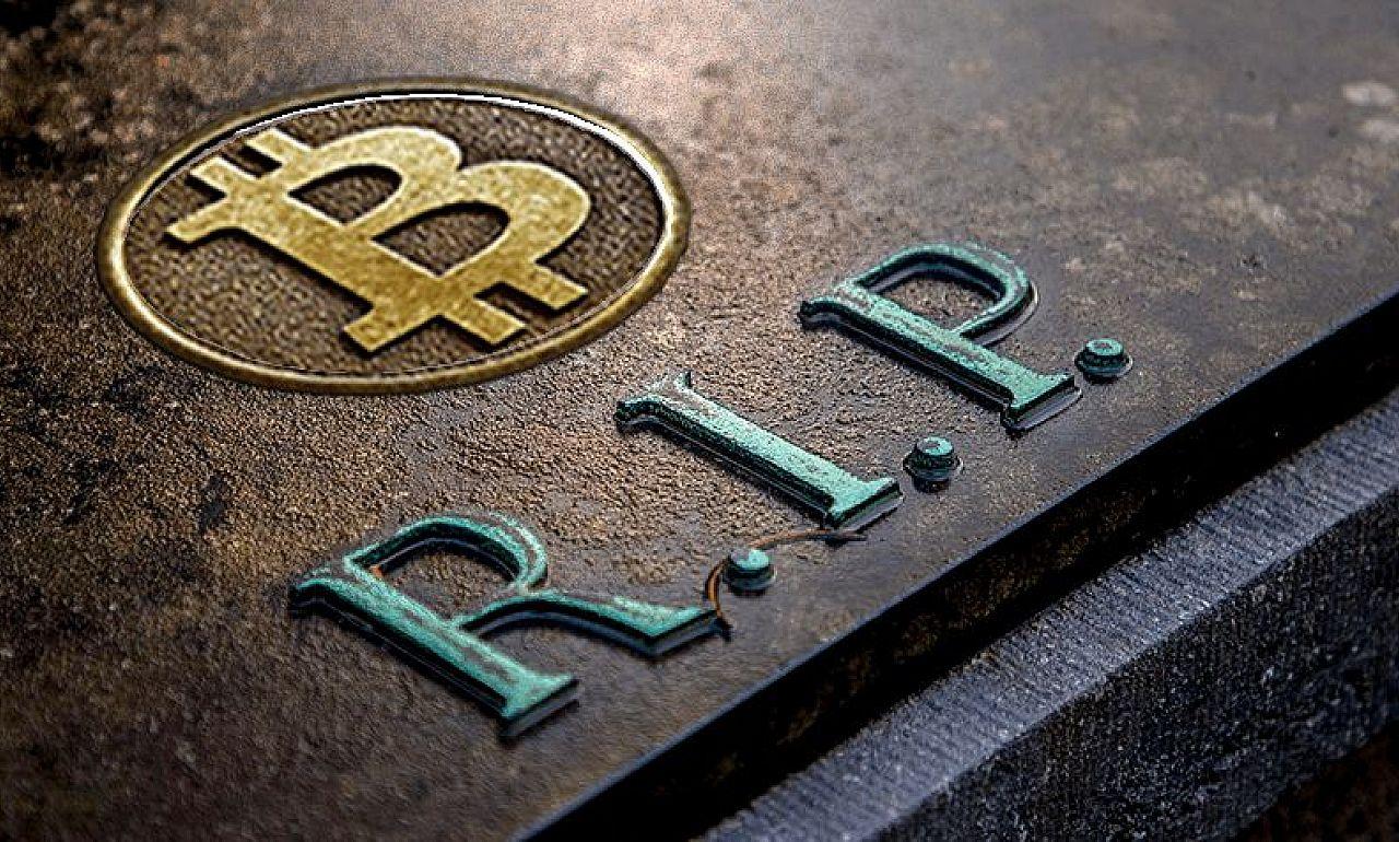a bitcoin halott hogyan kell kereskedni bitcoin td ameritrade