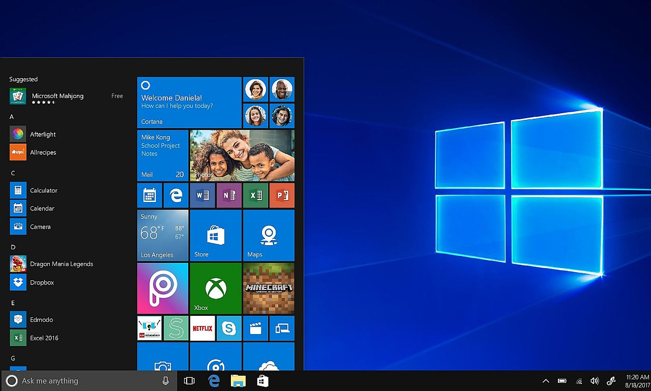 Váratlan előzetest adott ki 2020-as Windows-ból a Microsoft - PC Fórum 3a8627c48e